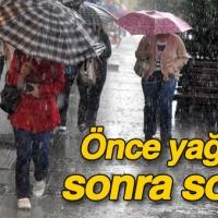 Meteorolojiden soğuk ve yağış uyarısı