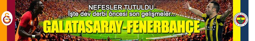 Galatasaray-Fenerbahçe maçı saat kaçta? İşte dev derbiyi yayınlayacak yabancı kanallar