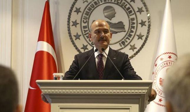 Süleyman Soylu: Provokasyon tespit edemedik