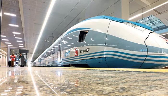 Hızlı tren seferleri başlıyor