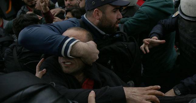 1 Mayıs bilançosu: 207 kişi gözaltında