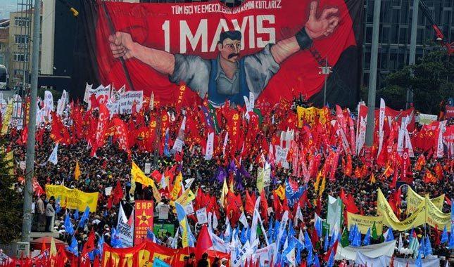 1 Mayıs'ta Taksim'e yine izin çıkmadı