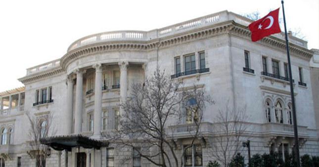 12 büyükelçi merkeze alındı