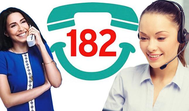182 nerenin numarası | Alo 182 randevu hattı paralı mı saat kaça kadar açık | 182 ücretli mi | 182 randevu al
