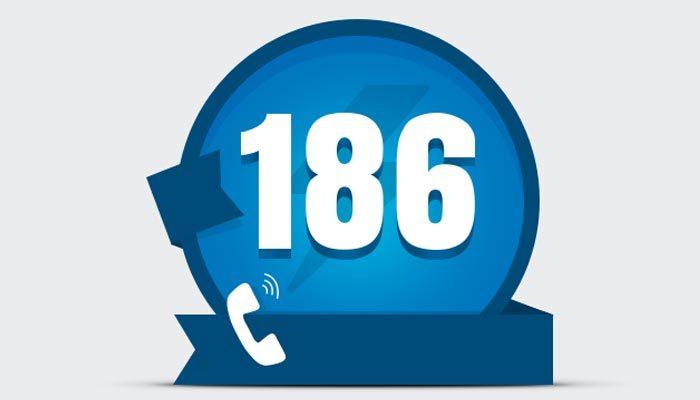 186 nedir? 186 nerenin numarası? 186 neden arar?