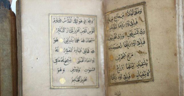 2 milyon dolarlık Kur-an'ı Kerim