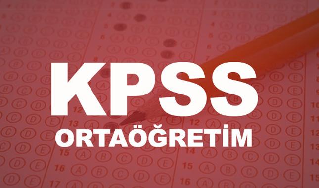 2018 KPSS ortaöğretim sonuçları açıklandı mı sonuçlar ne zaman açıklanacak