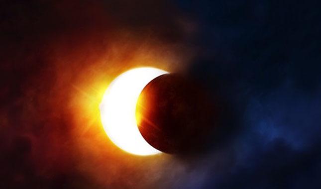 Güneş Tutulması Nasıl Olur