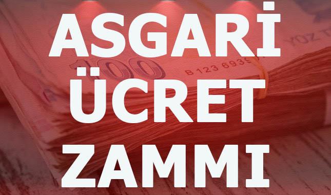 2019 Asgari ücret zammı ne kadar kaç lira olacak? Asgari ücret zammı ne zaman açıklanacak?