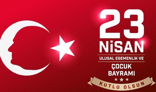 23 Nisan Ulusal Egemenlik ve Çocuk Bayramı herkese kutlu olsun!