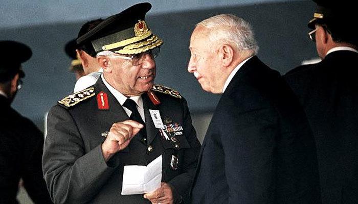 28 Şubat'ın Genelkurmay Başkanı hayatını kaybetti