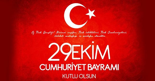 29 Ekim Cumhuriyet Bayramı en güzel şiirleri | resimli mesajlar