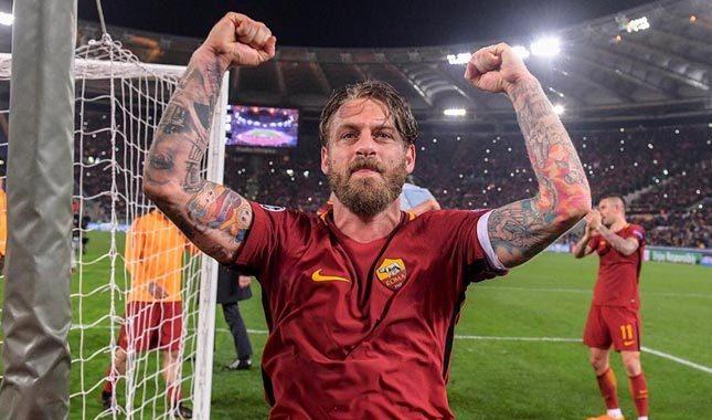 Roma'ya veda ediyor