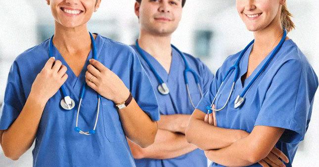 5 bin sağlık çalışanı açığa alındı