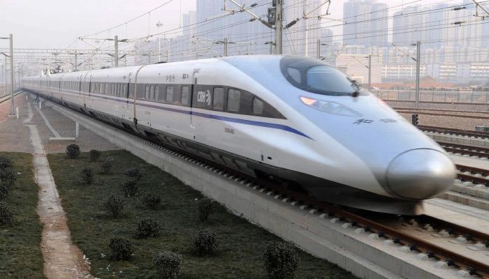 600 kilometre hızla gidecek trenin prototipi tanıtıldı