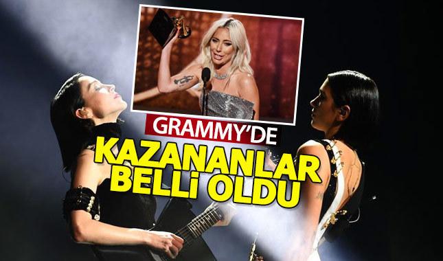 61. Grammy Ödülleri'nin kazananları belli oldu (2019)