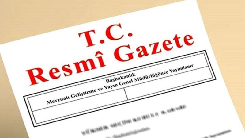 697 sayılı KHK Resmi Gazete'de yayımlandı - İhraç edilenler ve göreve iade edilenler liste