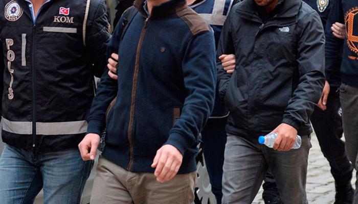 74 asker FETÖ'den gözaltına alındı!