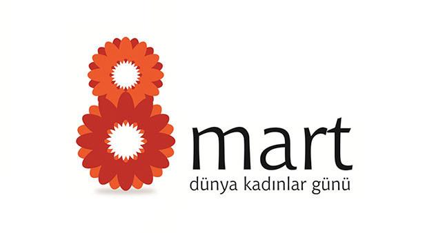 8 Mart Dünya Kadınlar Günü Boyama Sayfası