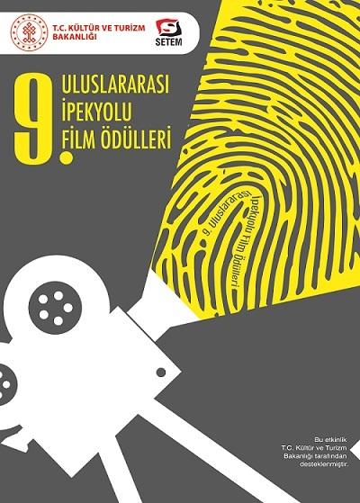 9. Uluslararası İpekyolu Film Ödülleri'nin Afiş Tasarım Yarışması sonuçlandı