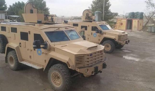ABD, YPG'ye 300 zırhlı araç gönderdi