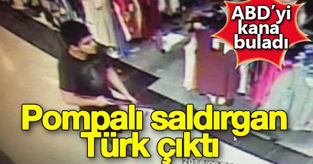 ABD'de 5 kişi öldüren saldırgan Türk çıktı