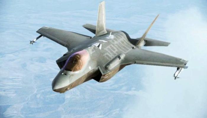 ABD'den kritik F-35 kararı!