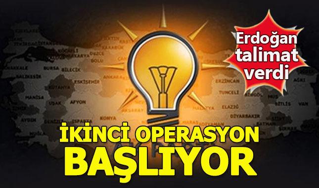 AK Parti İstanbul'da değişime başlıyor