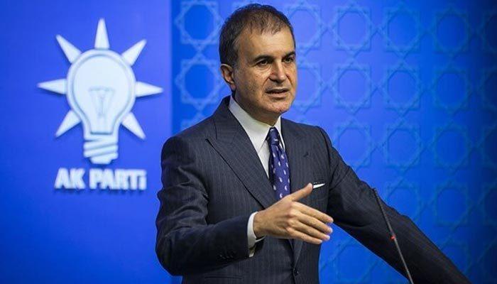 AK Parti Sözcüsü Ömer Çelik'ten Nobel eleştirisi