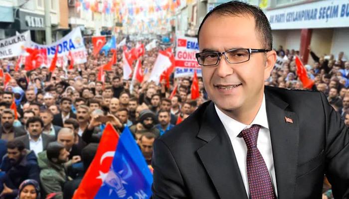 AK Parti'li başkanın mazbatası iptal edildi