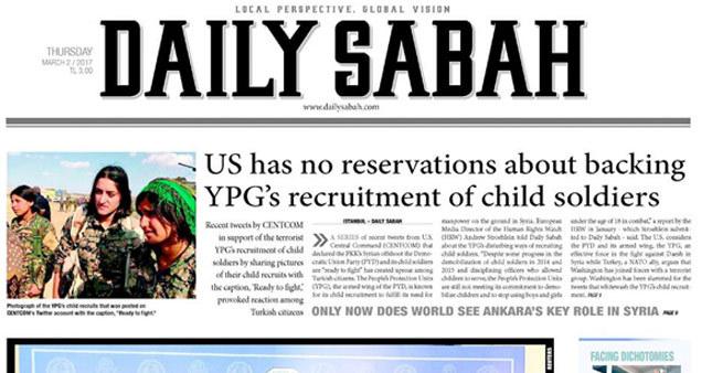 Daily Sabah'a AP sansürü! Dağıtımı yasaklandı