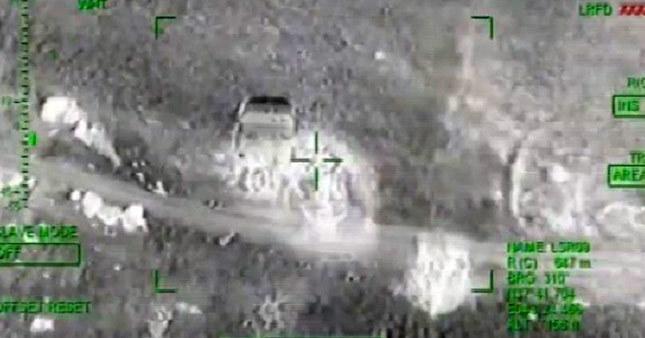 ATAK bombalı aracı imha etti