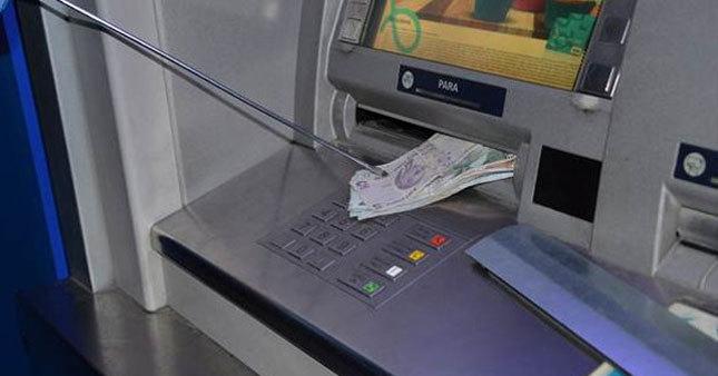 ATM dolandırıcıların yeni taktiği