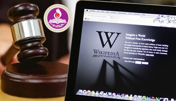 AYM'den Wikipedia yasağı için ihlal kararı