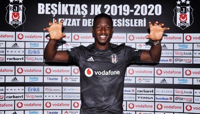 Abdoulay Diaby resmen Beşiktaş'ta