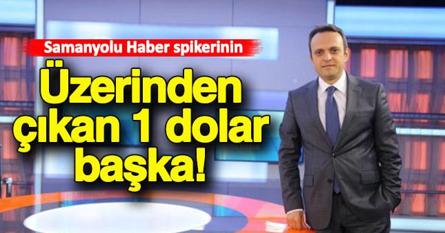 Abdullah Abdulkadiroğlu'nun üzerinden çıkan 1 dolar başka!