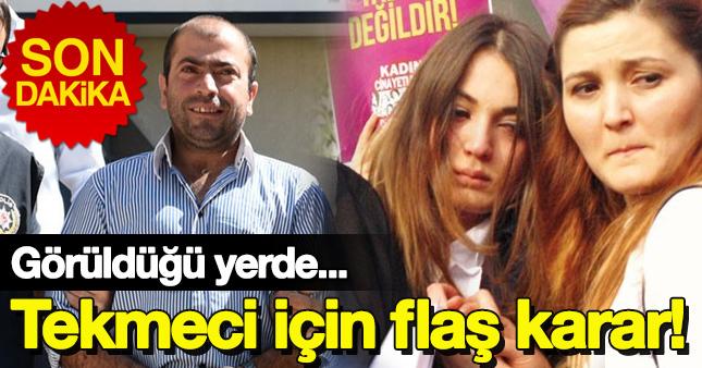 Abdullah Çakıroğlu için beklenen karar geldi!