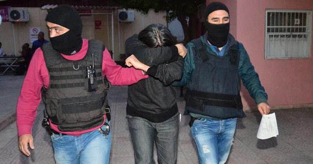 Adana'da IŞİD ve El Nusra operasyonu