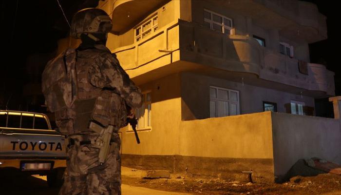 Adana'da sıcak saatler! 4 DEAŞ'lı yakalandı