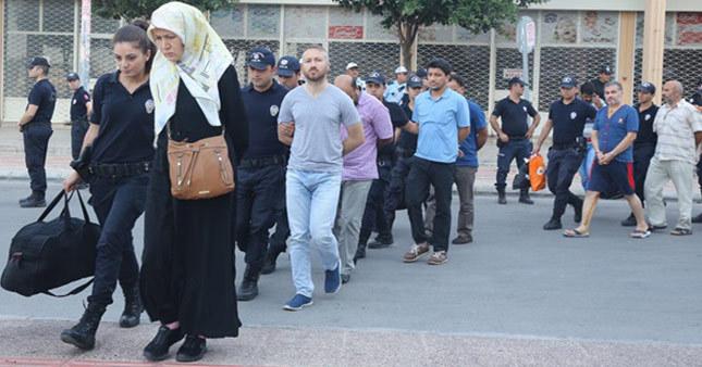 Adil Öksüz'ün yengesi tutuklandı