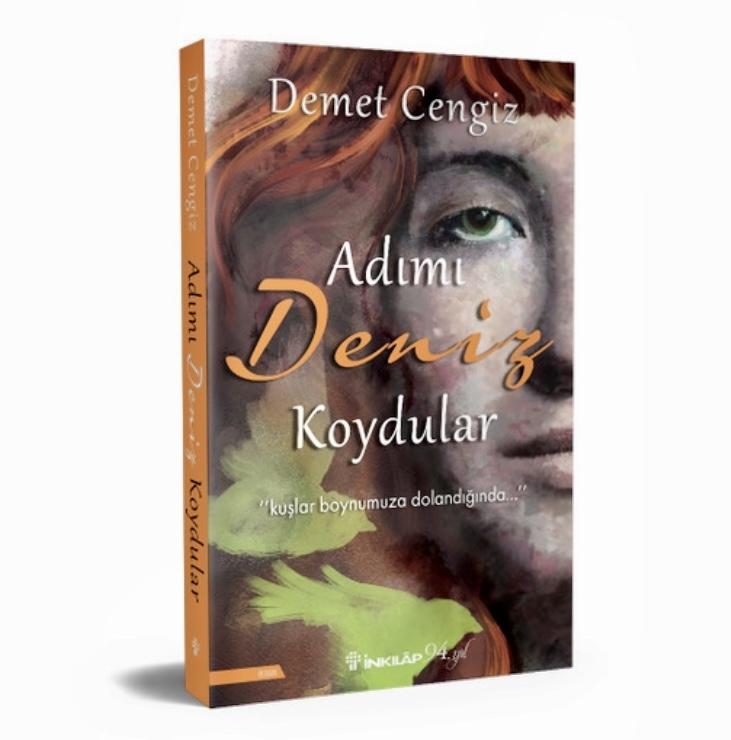 """""""Adımı Deniz Koydular"""" sarsıcı bir roman"""