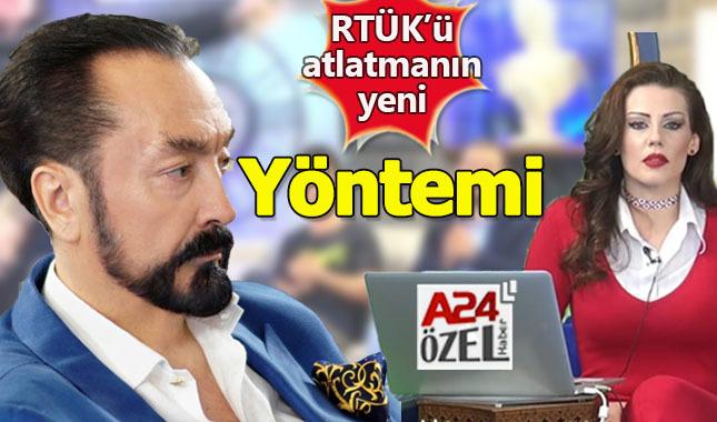 Adnan Oktar RTÜK'ü atlatmak için Twitch'de yayıncı oldu