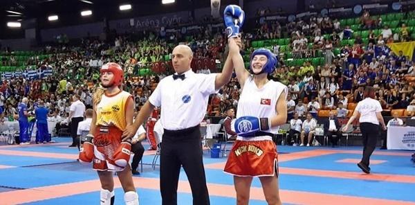 Afra Balkan Şampiyonu