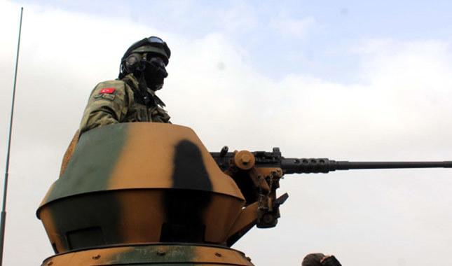 Afrin'den acı haber geldi 1 asker şehit