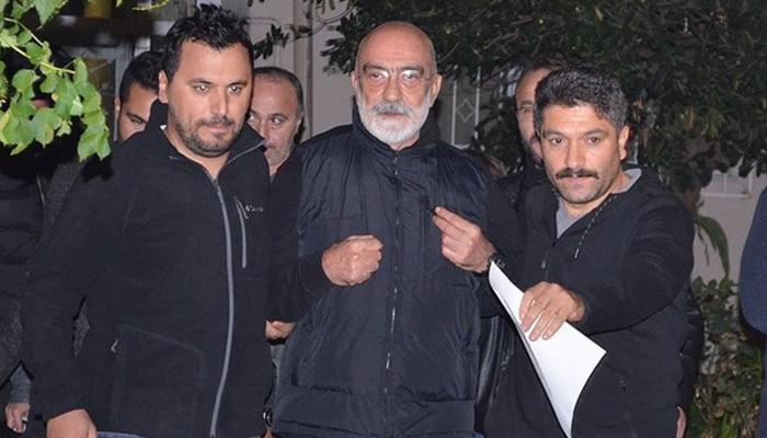 Ahmet Altan tekrardan tutuklandı