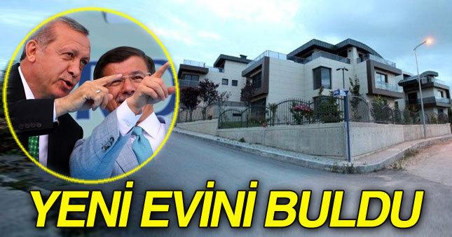Ahmet Davutoğlu Çankaya Köşkü'nden sonra burada oturacak