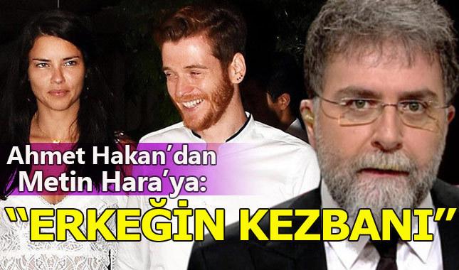 Ahmet Hakan köşesinde yazdı: METİN Hara var ya... ile ilgili görsel sonucu