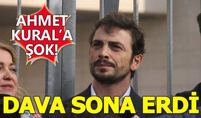 Ahmet Kural'a hapis şoku