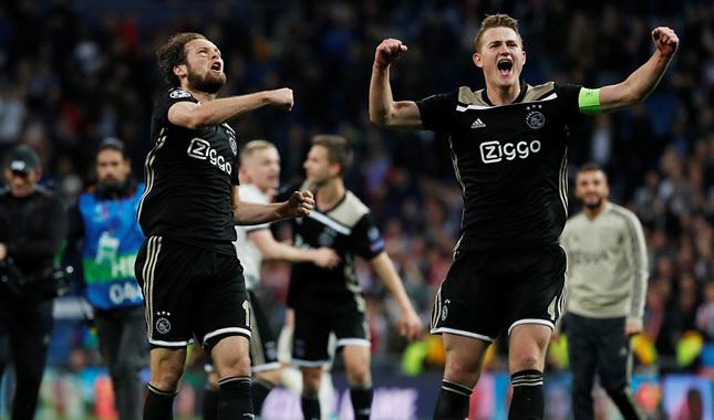 Ajax'ın maçları ertelendi