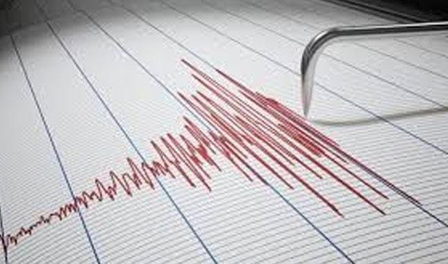 Akdeniz 4,2 şiddetinde depremle sallandı